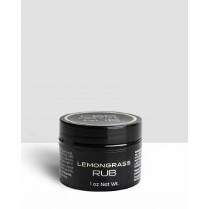 CBD for Life Lemongrass Rub